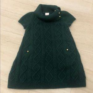 Janie & Jack Sweater Dress 3T